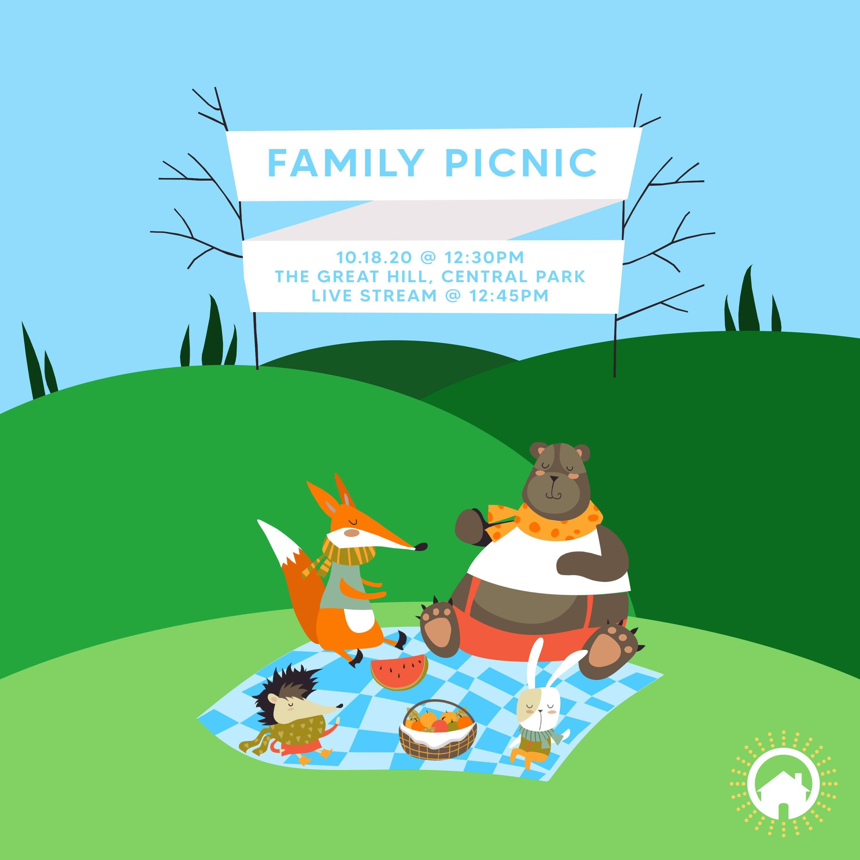 Day in the Sun: Family Picnic